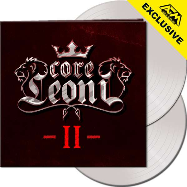CORELEONI - II - Ltd. Gatefold CLEAR 2-LP - Shop Exclusive!