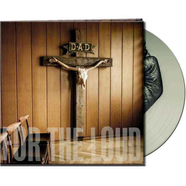 D-A-D - A Prayer For The Loud - Ltd. Gatefold PICTURE Vinyl
