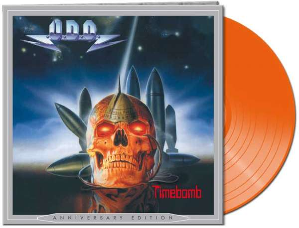 U.D.O. - Timebomb (LP-orange Vinyl)