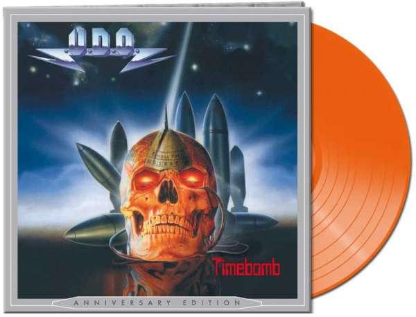 U.D.O. - Timebomb (LP-orange Vinyl)