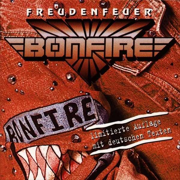 BONFIRE - Freudenfeuer - CD Jewelcase