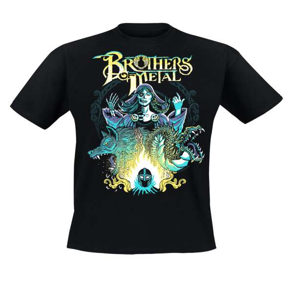 BROTHERS OF METAL - Hel - T-Shirt Size S-XXL