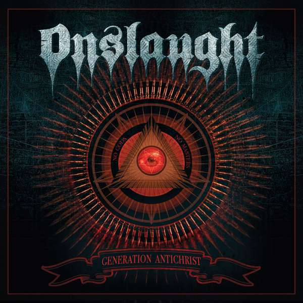 ONSLAUGHT - Generation Antichrist - Digipak CD