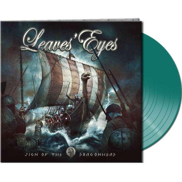 LEAVES' EYES - Sign Of The Dragonhead - Ltd. Gtf. Green Vinyl