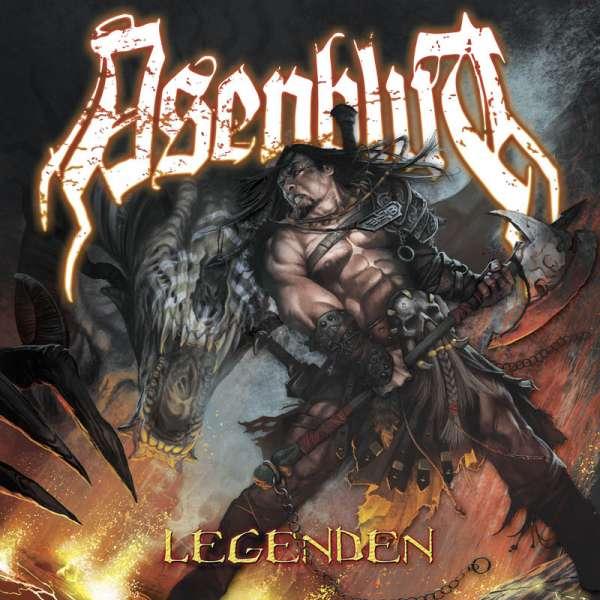 ASENBLUT - Legenden - EP