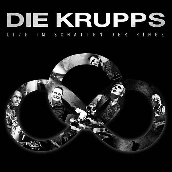 Die Krupps - Live Im Schatten Der Ringe - Blu-Ray/2-CD Digipak