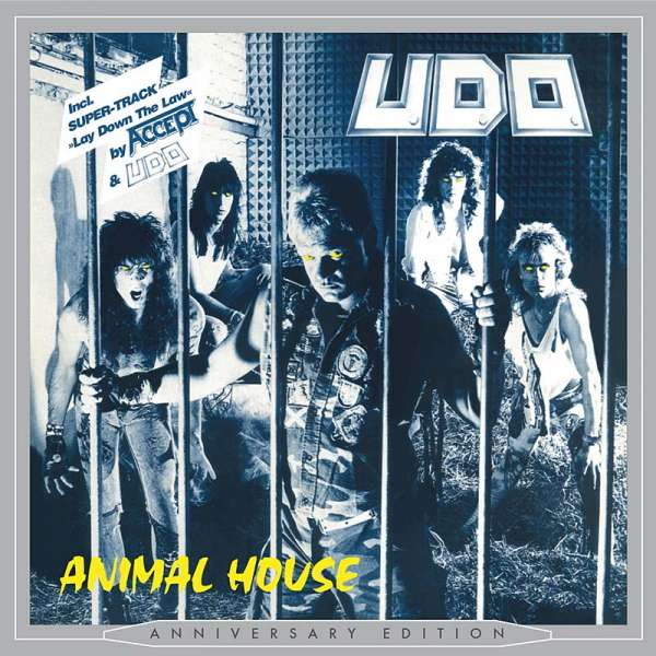 U.D.O. - Animal House (Anniversary Edition)