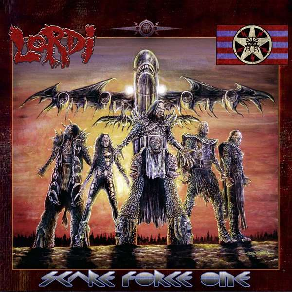 Lordi - Scare Force One (CD-Digipak)