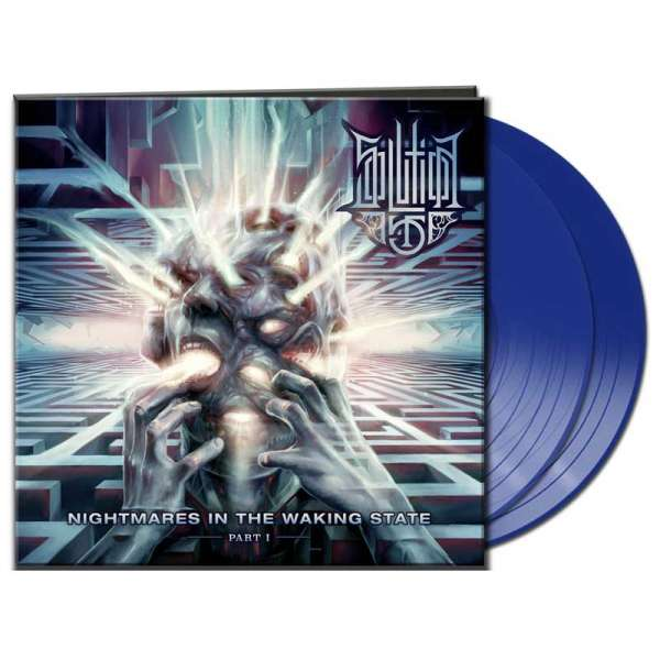Solution .45 - Nightmares In The Waking State - Part I - Ltd. Gtf. Blue 2-Vinyl