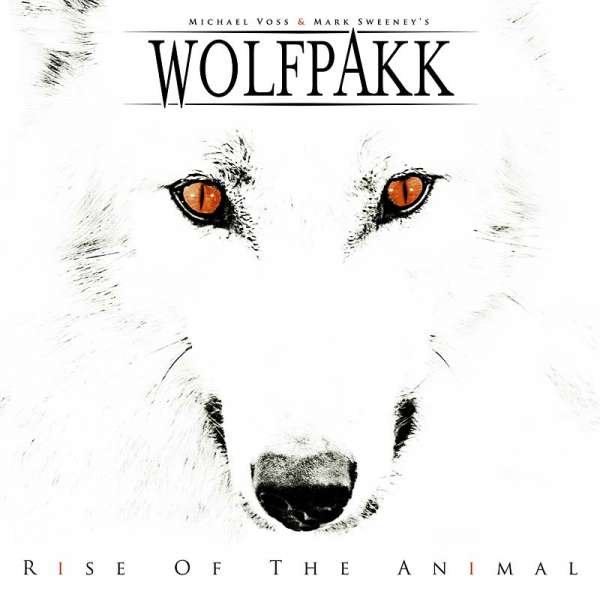 Wolfpakk - Rise Of The Animal - CD Jewelcase