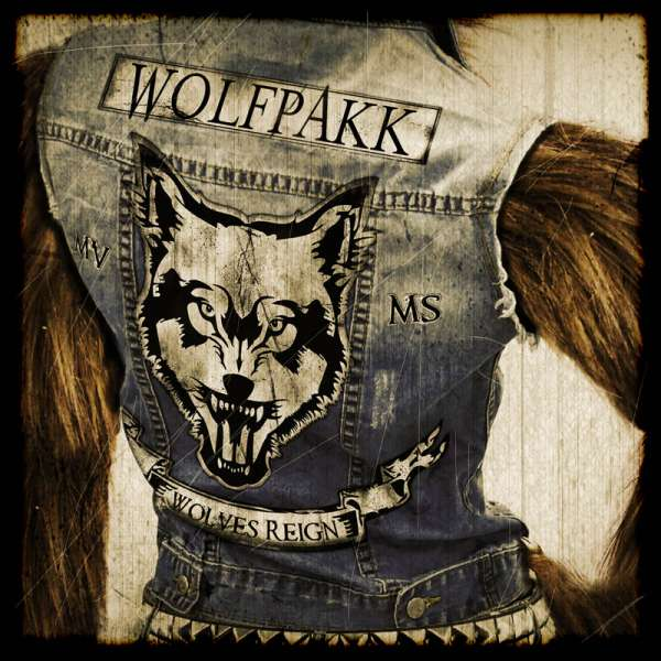 WOLFPAKK - Wolves Reign - CD Jewelcase