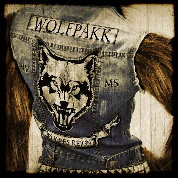 WOLFPAKK - Wolves Reign - CD Jewelcase