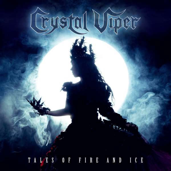 CRYSTAL VIPER - Tales Of Fire And Ice - CD Jewelcase