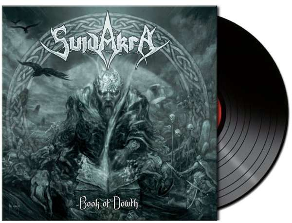 SUIDAKRA - Book Of Dowth (LP)