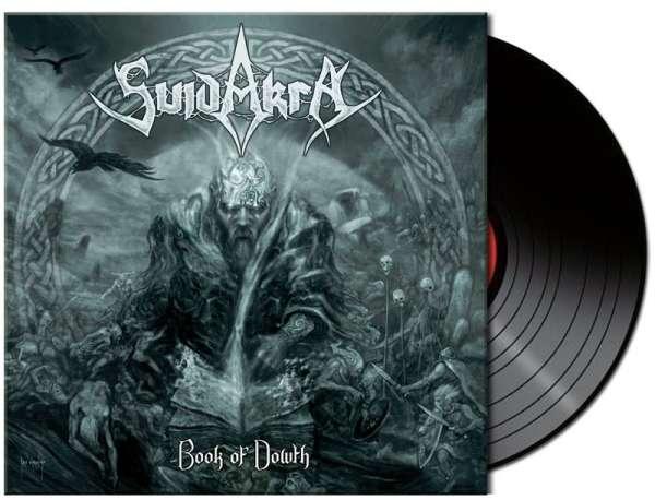 SUIDAKRA - Book Of Dowth - Ltd. Gatefold BLACK Vinyl