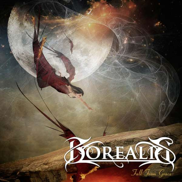BOREALIS - Fall From Grace - CD Jewelcase