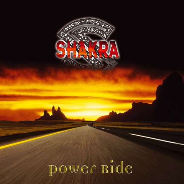 SHAKRA - Powerride - CD