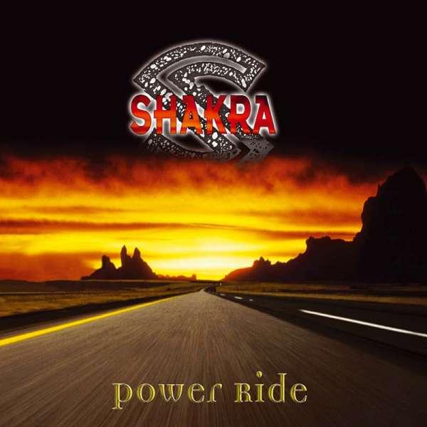 SHAKRA - Powerride