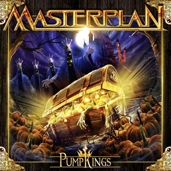 MASTERPLAN - PumpKings - Ltd. Digipak