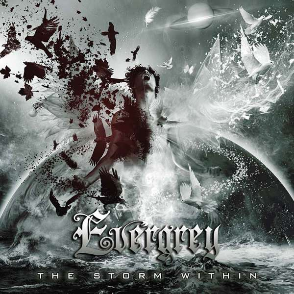 Evergrey - The Storm Within - CD Jewelcase - Brasilien Edition