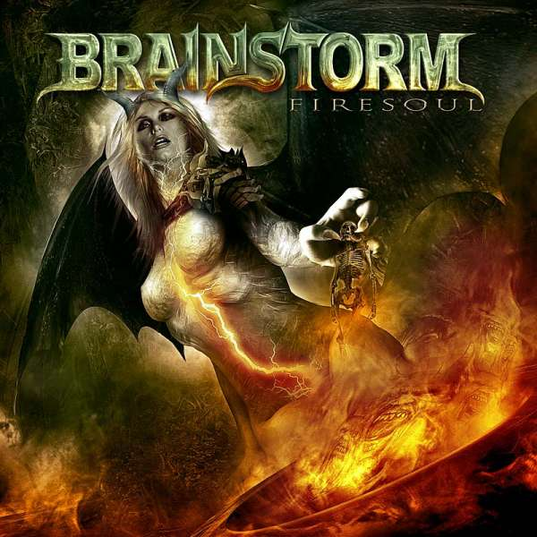 BRAINSTORM - Firesoul - CD Jewelcase