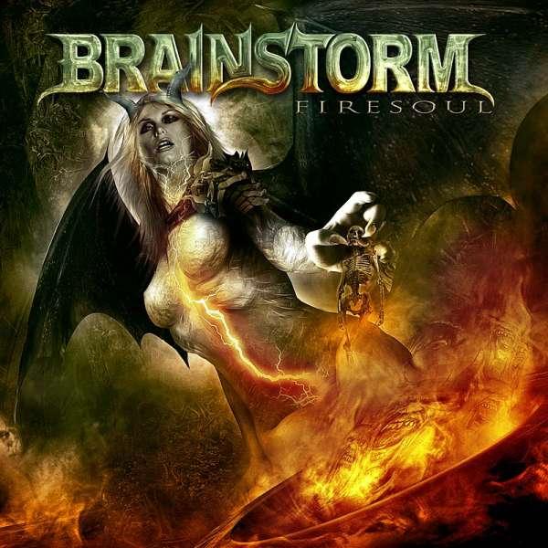 BRAINSTORM - Firesoul (Ltd. 2-Digi)