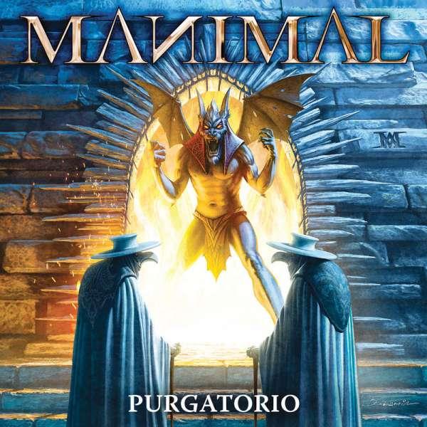 MANIMAL - Purgatorio - Ltd. Digipak