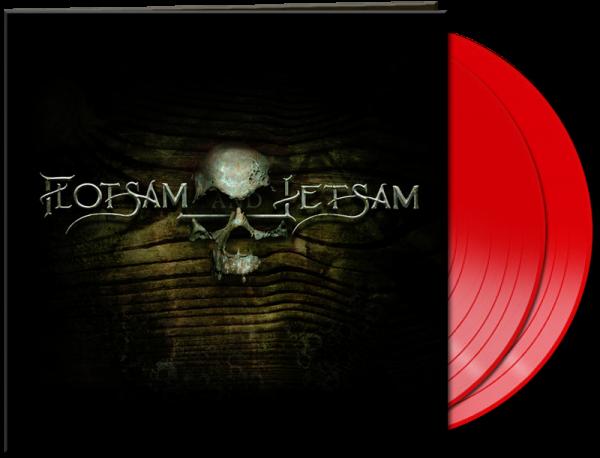 """Flotsam and Jetsam - """"Flotsam and Jetsam"""" - Ltd. Gtf. Red 2-Vinyl"""