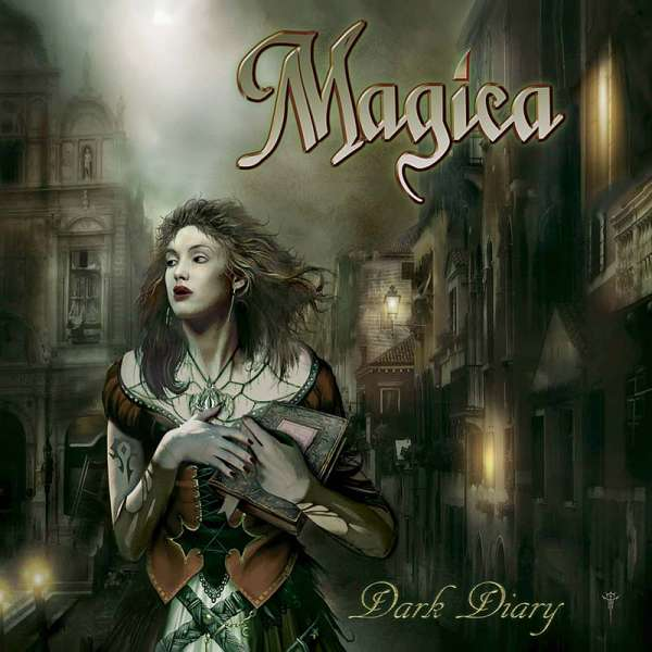 MAGICA - Dark Diary (Ltd. Digipak-CD)