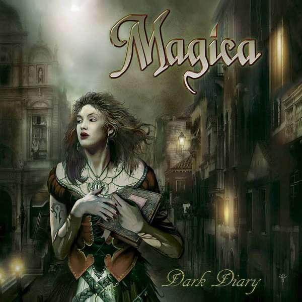 MAGICA - Dark Diary (LTD. Digipak)