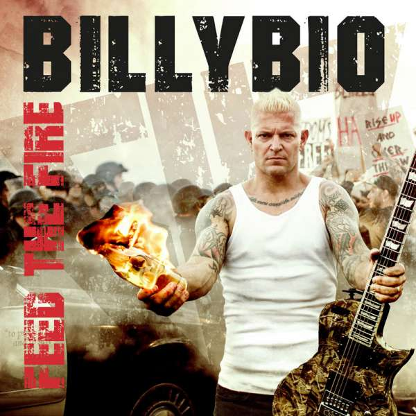 BILLYBIO - Feed The Fire - CD Jewelcase