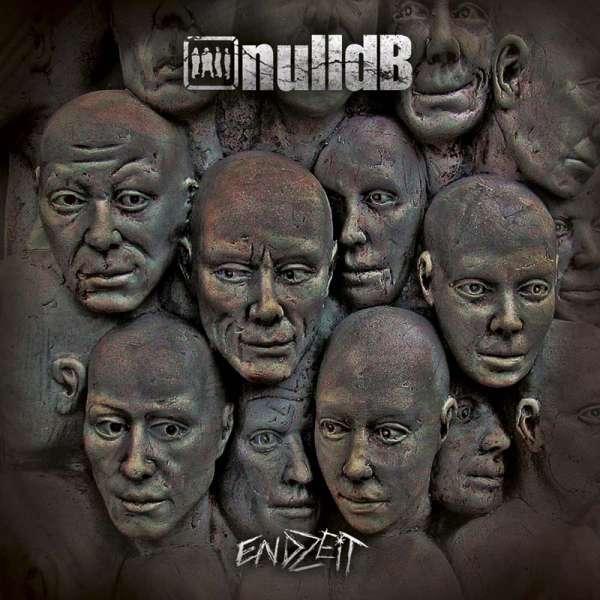nulldB - Endzeit (Ltd. Digipak)