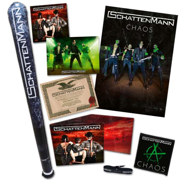 SCHATTENMANN - Chaos - Ltd. Boxset