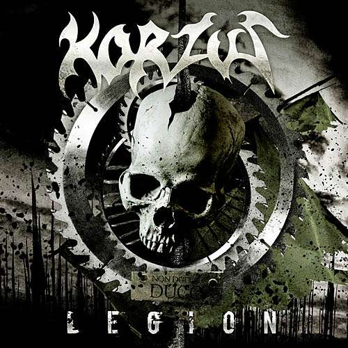 Korzus - Legion (CD Jewelcase)