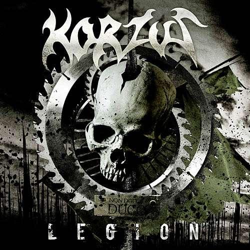 Korzus - Legion (CD Jewelcase)
