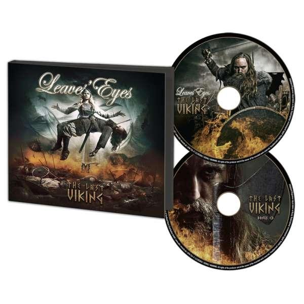 LEAVES' EYES - The Last Viking - Digipak 2-CD
