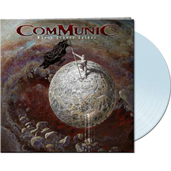 COMMUNIC - Where Echoes Gather - Ltd. Gtf. Clear Vinyl