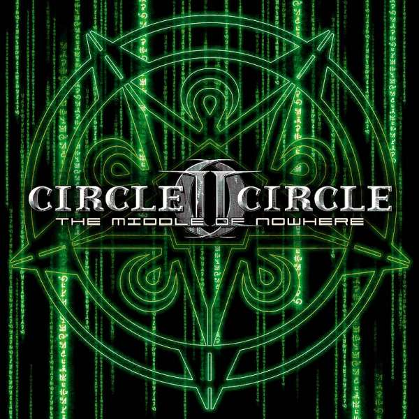 CIRCLE II CIRCLE - The Middle Of Nowhere (Ltd. Digibook)