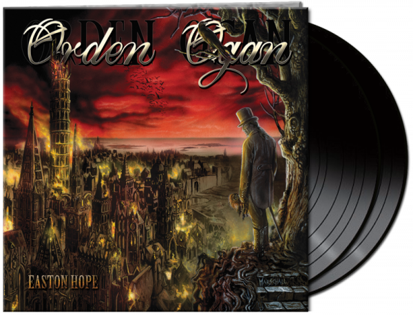 ORDEN OGAN - Easton Hope (2-LP black vinyl)