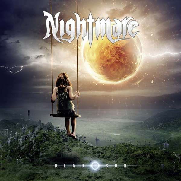 Nightmare - Dead Sun - CD Jewelcase