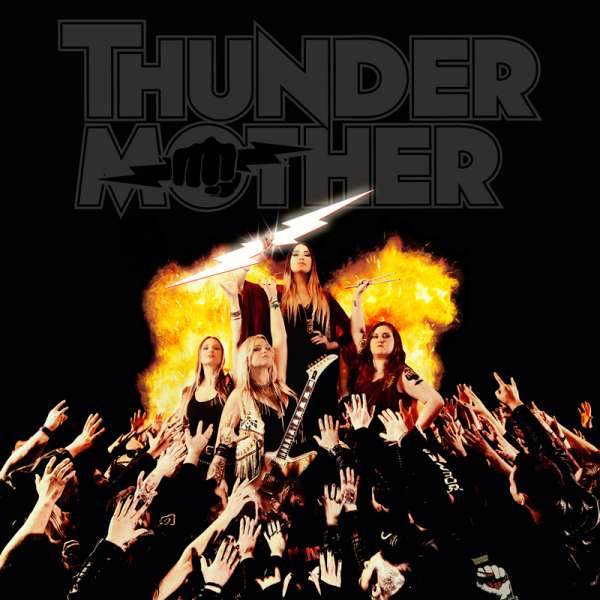 THUNDERMOTHER - Heat Wave - CD Jewelcase (10 Tracks Edition)