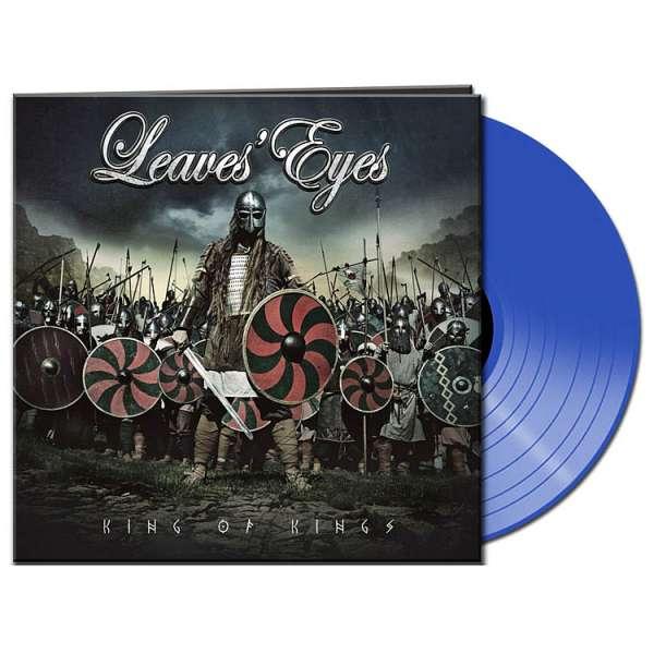 LEAVES' EYES - King Of Kings - Gtf. Blue Vinyl + Bonustrack
