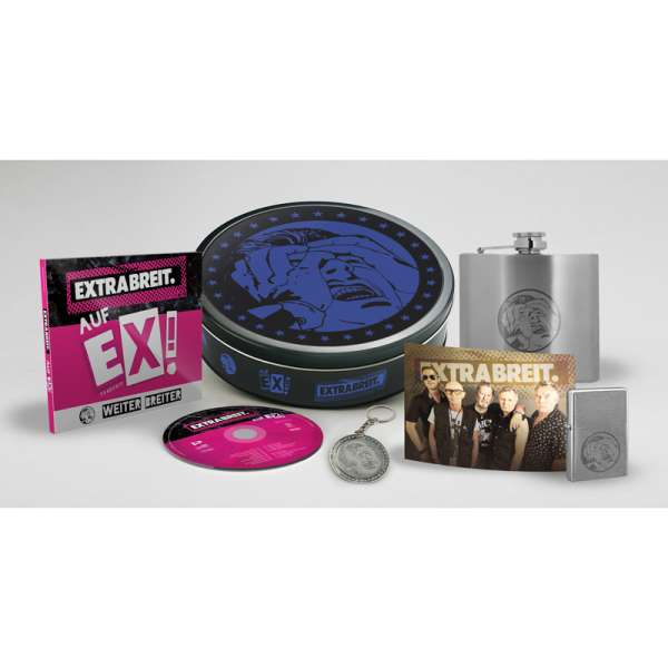 EXTRABREIT - Auf EX! - Ltd. Boxset - Shop Exclusive!