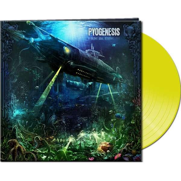 PYOGENESIS - A Silent Soul Screams Loud - Ltd. Gatefold NEON YELLOW
