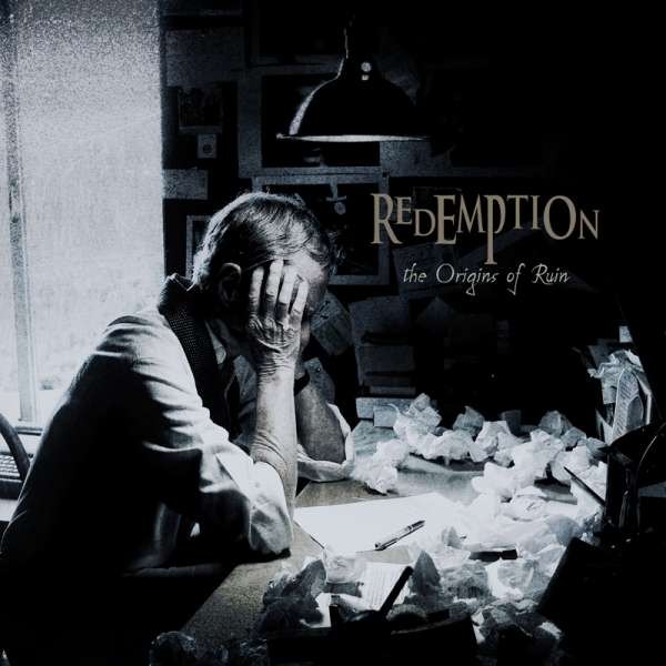REDEMPTION - The Origins Of Ruin (Re-Release) - CD Jewelcase