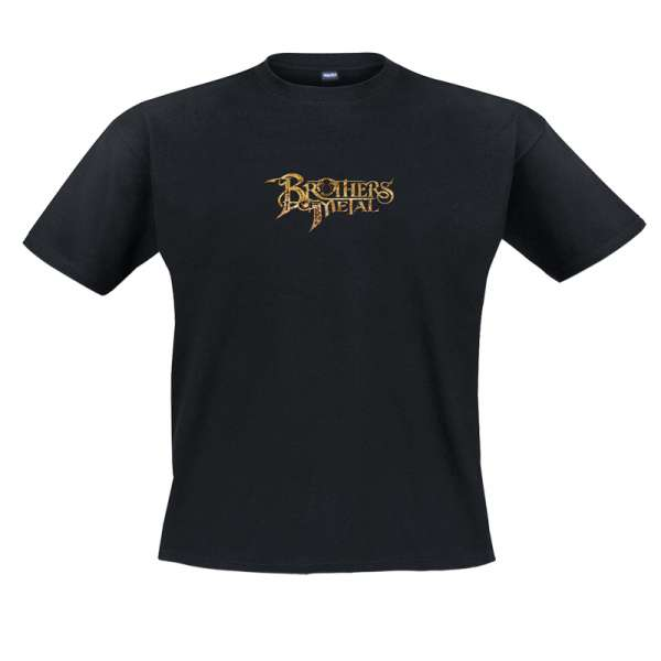 BROTHERS OF METAL - Logo - Kids T-Shirt - Sizes 146/152 + 158/164