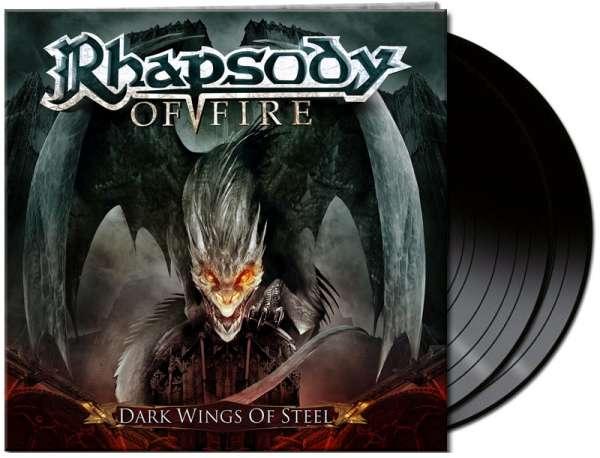 RHAPSODY OF FIRE - Dark Wings Of Steel (2-LP - black)