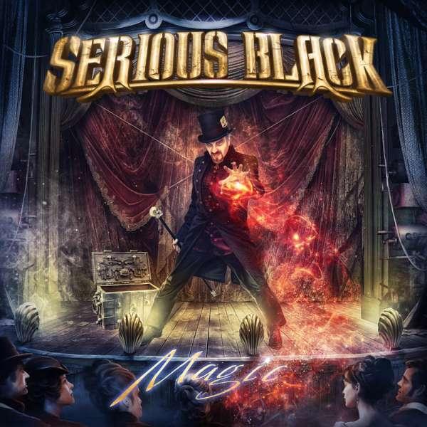 Serious Black - Magic - CD Jewelcase