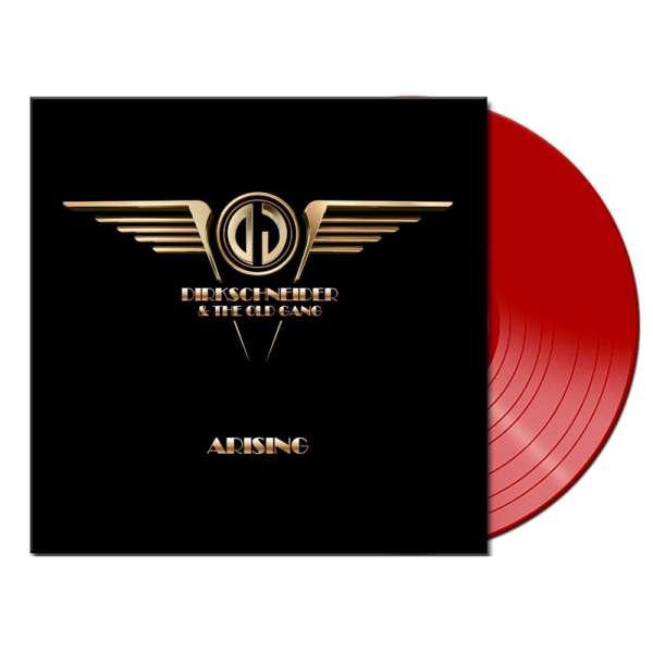 """DIRKSCHNEIDER & THE OLD GANG - Arising - Ltd. RED 12"""" MLP"""