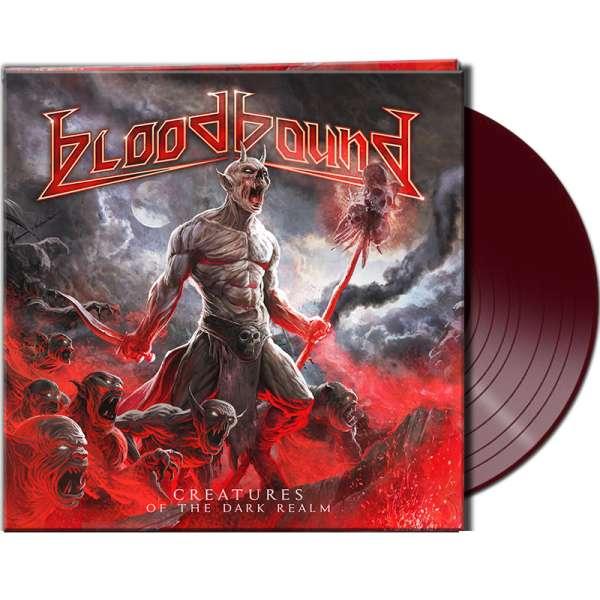 BLOODBOUND – Creatures Of The Dark Realm - Ltd. Gatefold OXBLOOD LP